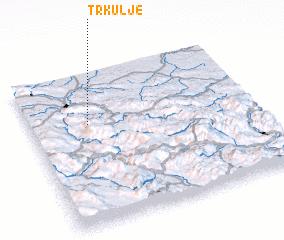3d view of Trkulje