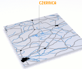 3d view of Czernica