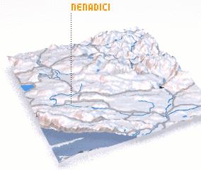 3d view of Nenadići