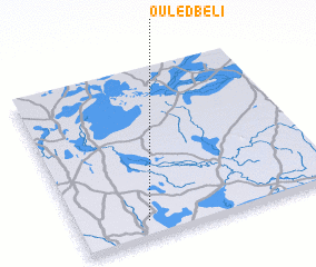 3d view of Ouled Béli