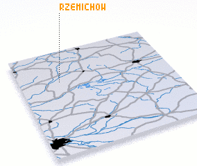 3d view of Rzemichów