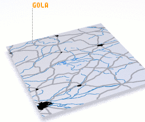 3d view of Gola