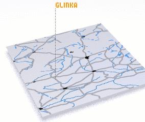 3d view of Glinka