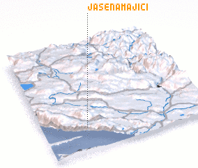 3d view of Jasena Majići