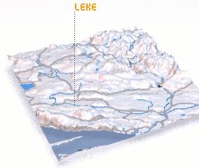 3d view of Leke