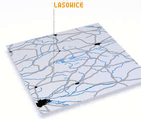 3d view of Lasowice