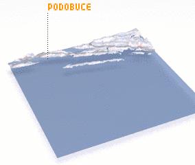 3d view of Podobuče
