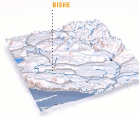 3d view of Biške
