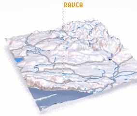 3d view of Ravča