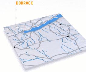 3d view of Döbröce