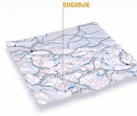 3d view of Dugonje