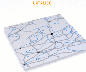 3d view of Latalice