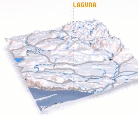 3d view of Laguna