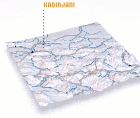 3d view of Kadinjani