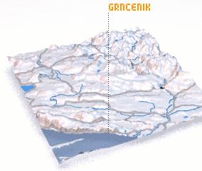 3d view of Grnčenik