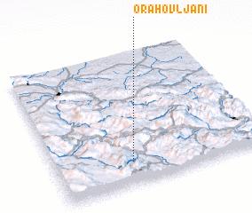 3d view of Orahovljani