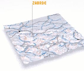 3d view of Zabrđe
