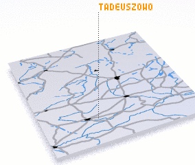 3d view of Tadeuszowo