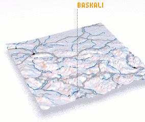 3d view of Baškali