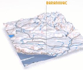 3d view of Baranovac