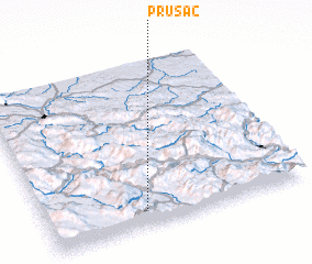 3d view of Prusac