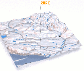 3d view of Rupe