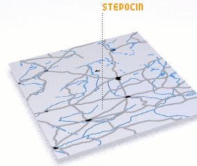 3d view of Stępocin