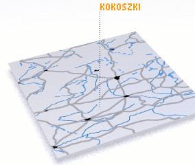 3d view of Kokoszki