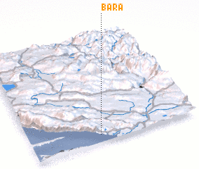 3d view of Bara