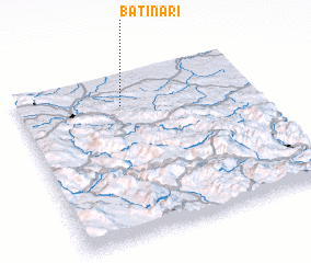 3d view of Batinari