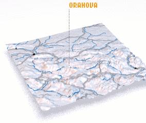 3d view of Orahova