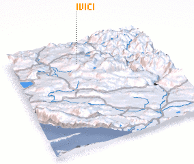 3d view of Ivići