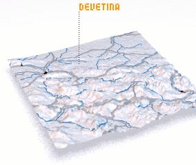 3d view of Devetina
