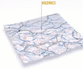 3d view of Kuzmići