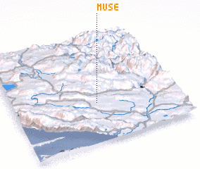 3d view of Muse