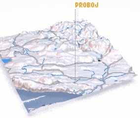 3d view of Proboj