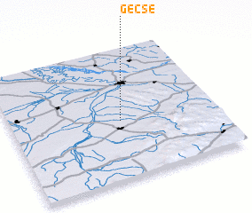 3d view of Gecse