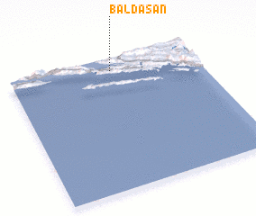 3d view of Baldasan