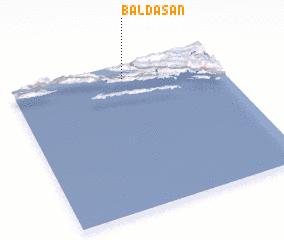 3d view of Baldasan