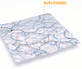 3d view of Bjelosavac