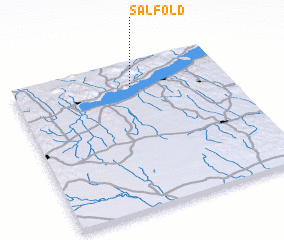 3d view of Salföld