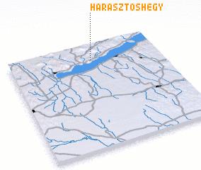 3d view of Harasztoshegy