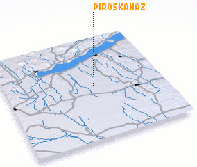 3d view of Piroskaház