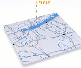 3d view of Veléte