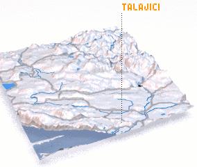 3d view of Talajići