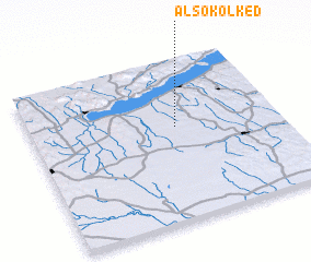 3d view of Alsókölked