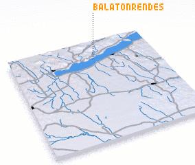 3d view of Balatonrendes