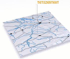 3d view of Tét-Szentkút