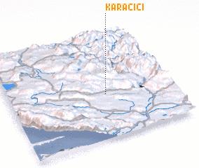 3d view of Karačići