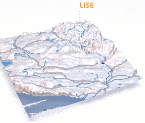 3d view of Lise